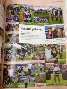 My pictures in print!